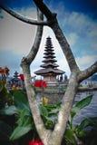 Un temple indonésien Photographie stock