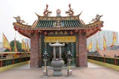 Un templo en asiático Fotografía de archivo libre de regalías