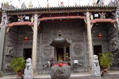 Un templo en asiático Foto de archivo libre de regalías