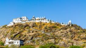 Un templo hindú antiguo imagen de archivo libre de regalías