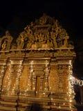 Un templo hindú tradicional foto de archivo libre de regalías