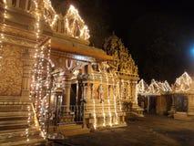 Un templo hindú tradicional imágenes de archivo libres de regalías