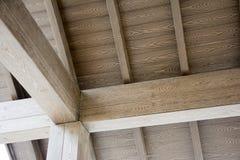 Un tetto Fotografia Stock Libera da Diritti