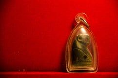 Un tipo de amuletos mágicos que son populares y son particularmente populares entre el amuleto acumulativo curioso del ` s del es Foto de archivo libre de regalías