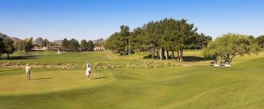 Un tir de club de golf de Stonecreek, Phoenix, Arizona Photo stock