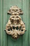 Tirador de puerta Fotografía de archivo