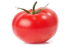 Un tomate Imagenes de archivo