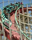 Un tour géant de Dipper, Belmont Park, San Diego Photo libre de droits