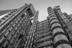 Un trabajo en la acería de Londres fotografía de archivo libre de regalías