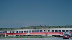 Un tren viejo