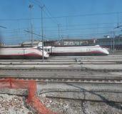Un treno Immagine Stock
