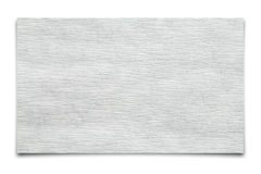 Un trozo de papel Imagenes de archivo