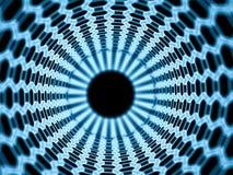 Un tube nano illustration de vecteur