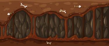 Un tunnel illustration de vecteur