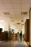 Un ufficio Immagini Stock
