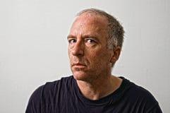 Un uomo difettoso Fotografia Stock Libera da Diritti