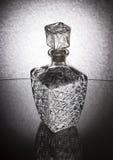Un vase en cristal image libre de droits