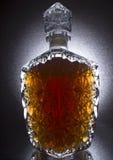 Un vase en cristal photographie stock libre de droits