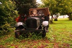 Un vecchio camion Fotografie Stock