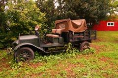 Un vecchio camion Immagine Stock Libera da Diritti