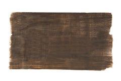 Un vecchio di legno Fotografia Stock