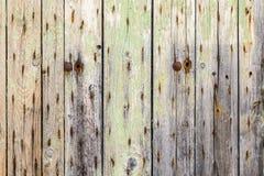 Un vecchio fondo di legno di struttura Fotografia Stock