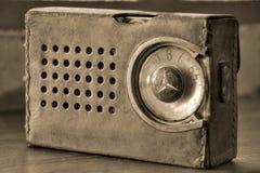 Un vecchio spica radiofonico Immagini Stock Libere da Diritti