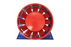 Ventilador industrial Foto de archivo libre de regalías