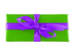 Un verde presente fotografía de archivo