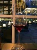 Un verre dans la ville Image libre de droits