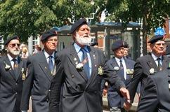 UN Veterans Stock Images