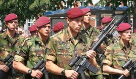 UN Veterans Royalty Free Stock Images