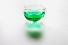 Un vetro di tè Fotografie Stock Libere da Diritti