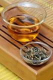 Tè dorato del Yunnan Fotografia Stock Libera da Diritti