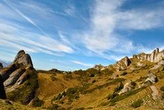 Un viaje a las alturas Foto de archivo libre de regalías