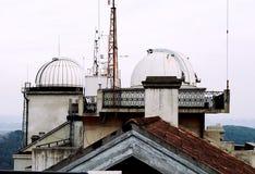 Un vieil observatoire Photographie stock
