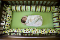 Un viejo bebé de la semana Foto de archivo