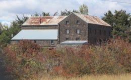 Un vieux bâtiment avec du charme photographie stock