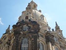 un vieux bâtiment dans la République Tchèque Image stock
