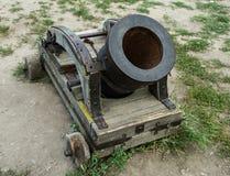 Un vieux canon Photos stock
