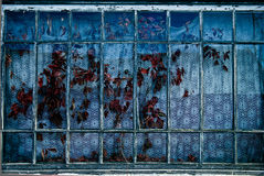 Une vieille fenêtre Photo stock