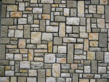 Un vieux mur Images libres de droits