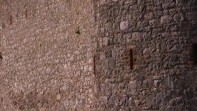 Un vieux mur du ` s de château clips vidéos