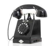 Un vieux telephon image libre de droits