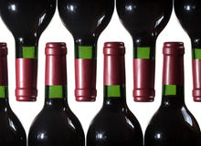 Un vino equilibrado Imagen de archivo libre de regalías