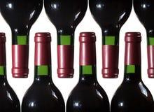 Un vino equilibrato Immagine Stock Libera da Diritti