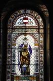 Cattedrale Vitrage Fotografia Stock