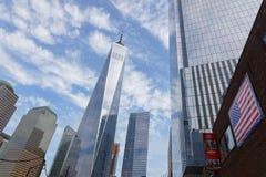 Un World Trade Center Immagine Stock