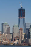 Un World Trade Center Imagen de archivo
