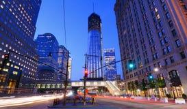 Un World Trade Center Images libres de droits